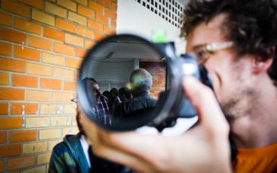 Fotografe Grito